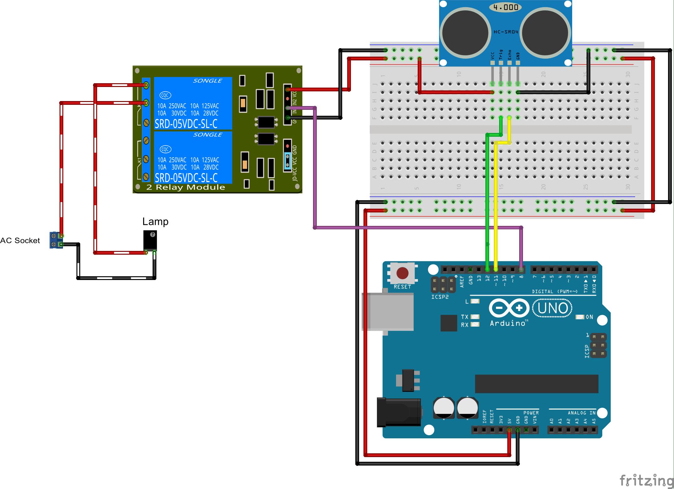 Complete circuit