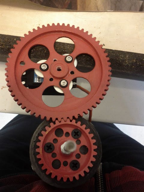 meca - gears