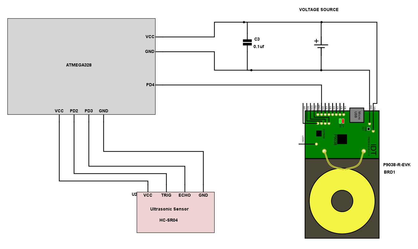 bionic organs devices limbs wireless charging arduino project hub Wire Diagram Army