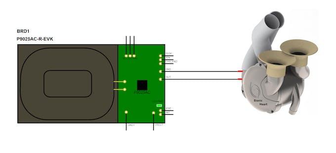 Receiver Circuit connection