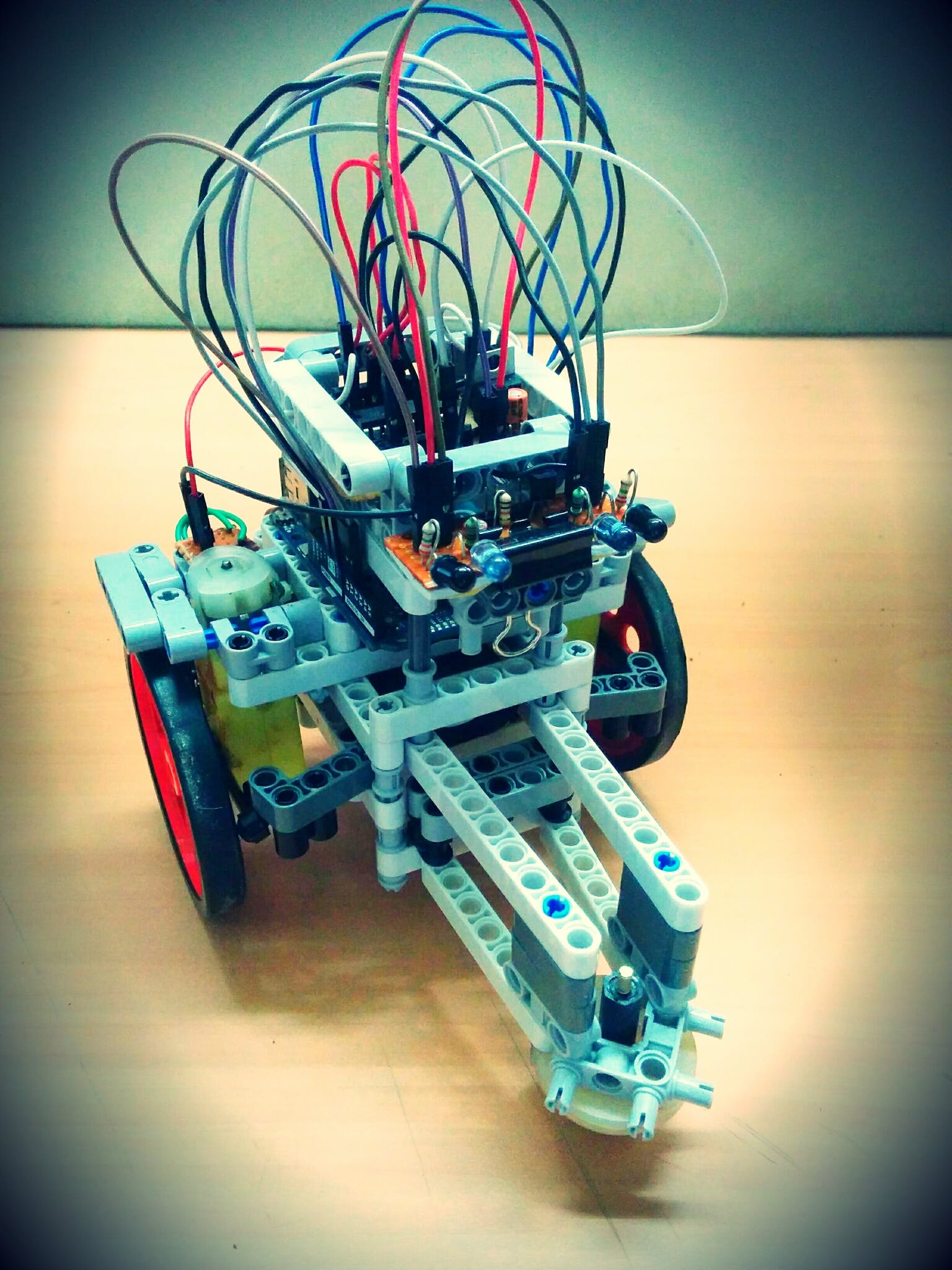 The IoT Dune Buggy is ready to roll!