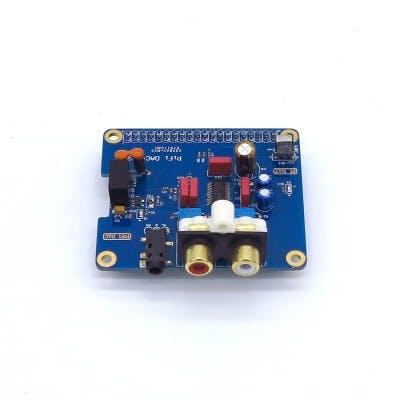 PiFi DAC: I2S Interface HIFI DAC+ Sound Card For Raspberry PI