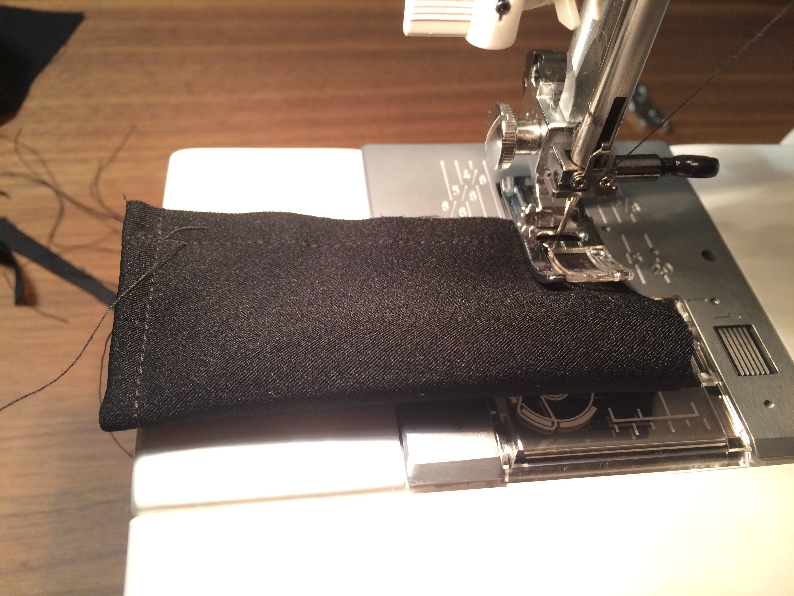 Sewing pouches
