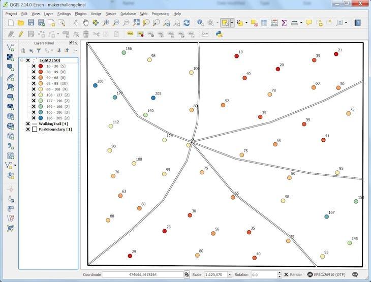 GPS Datalogger, Spatial Analysis, and Azure IoT Hub