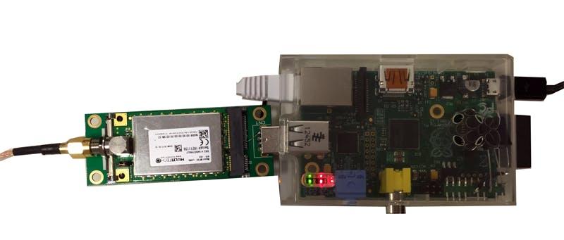 $200 LoRa Raspberry Pi Based Gateway