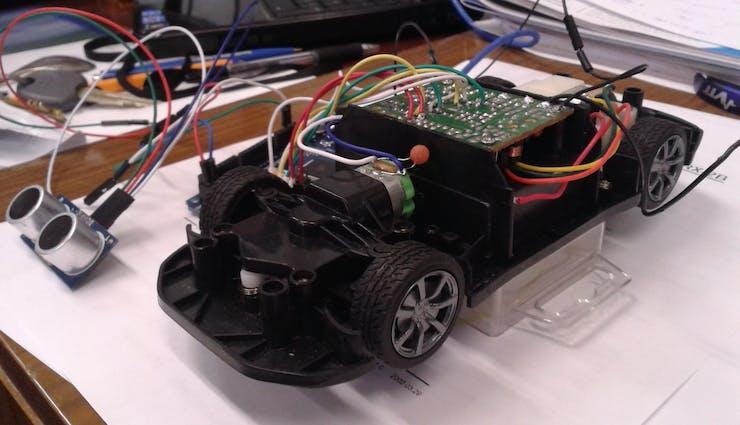Modified vehicle platform
