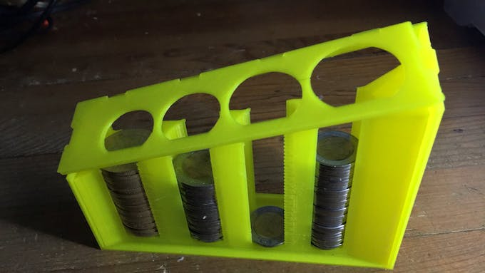 Customized Coin sorter