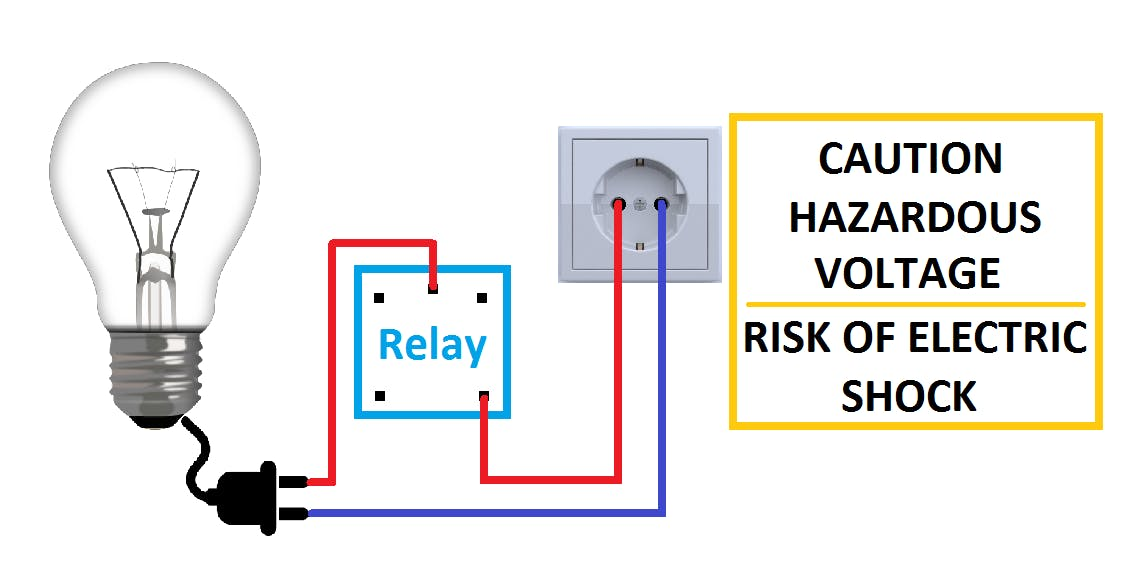 Relay-Device connection