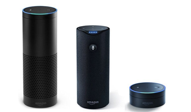 Amazon echo tap echodot