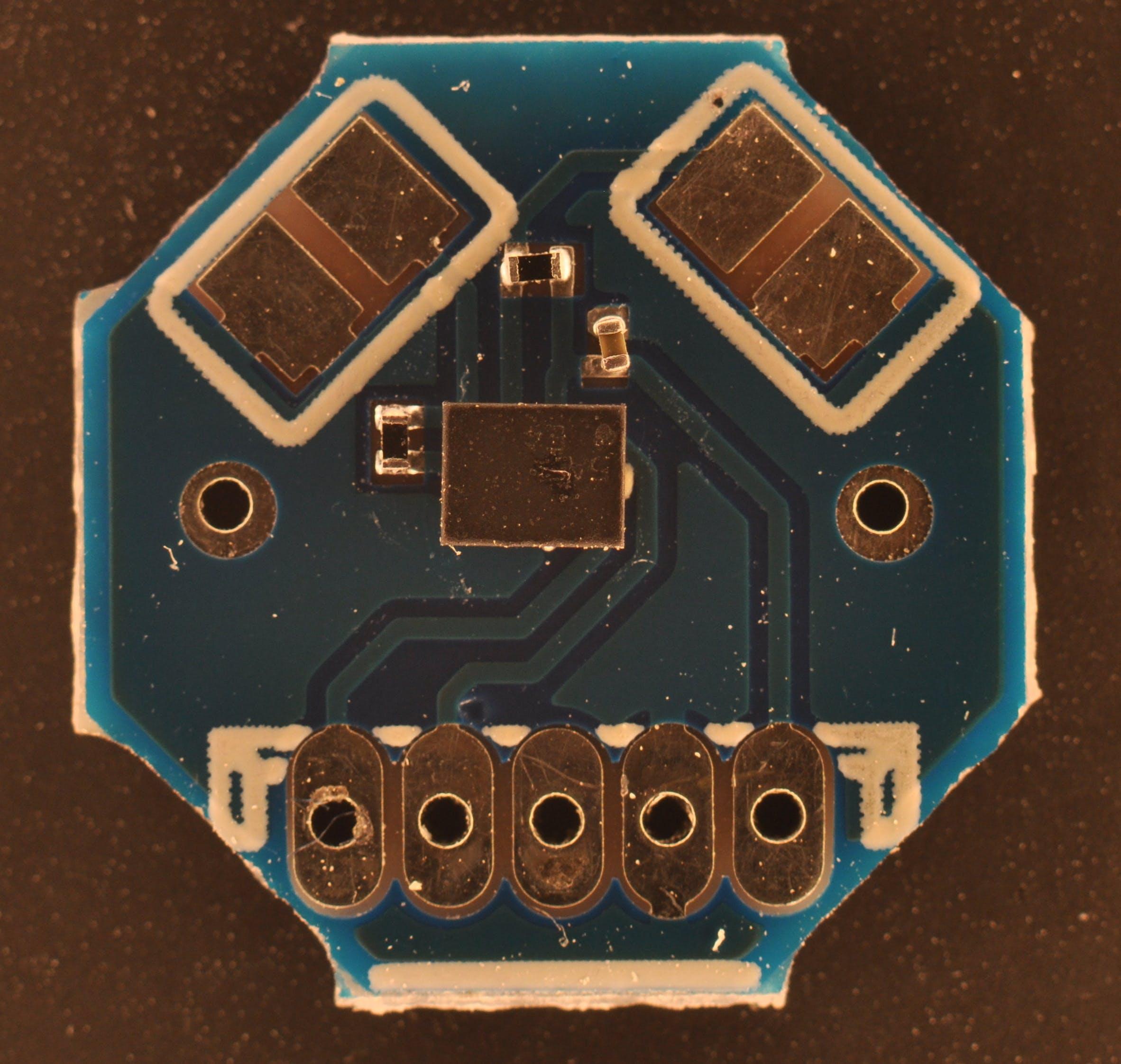 MyOctopus HDC1000 Breakout Module I2C  Humidity / Temperature Sensor