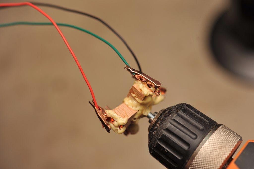 Wire twisting Jig