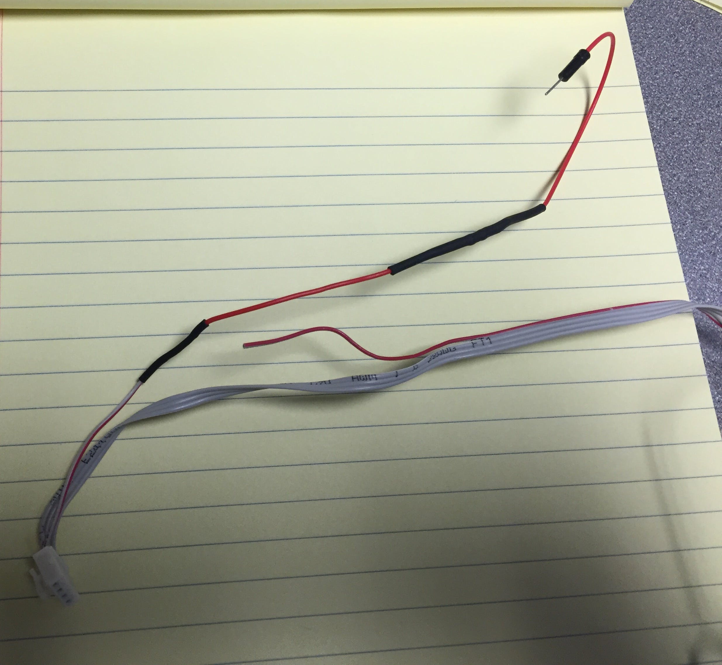 Extended RLY wire
