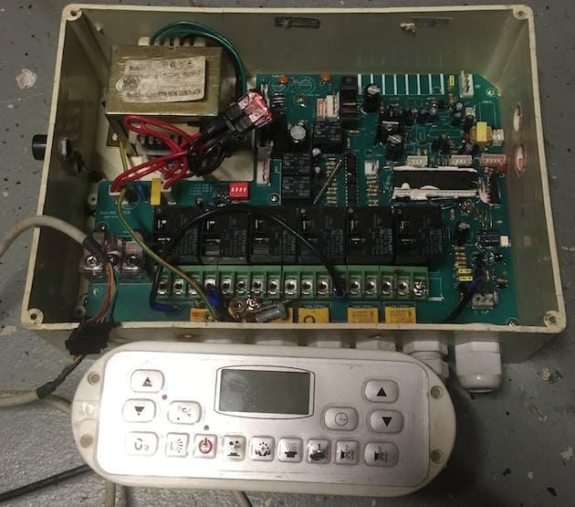 Old kaput control system