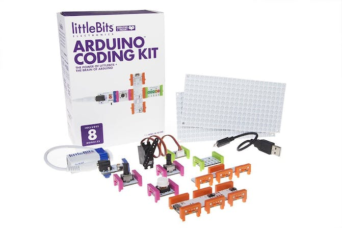 DIY littleBits Arduino Coding Kit Projects & Tutorials for