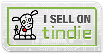 For Sale on Tindie