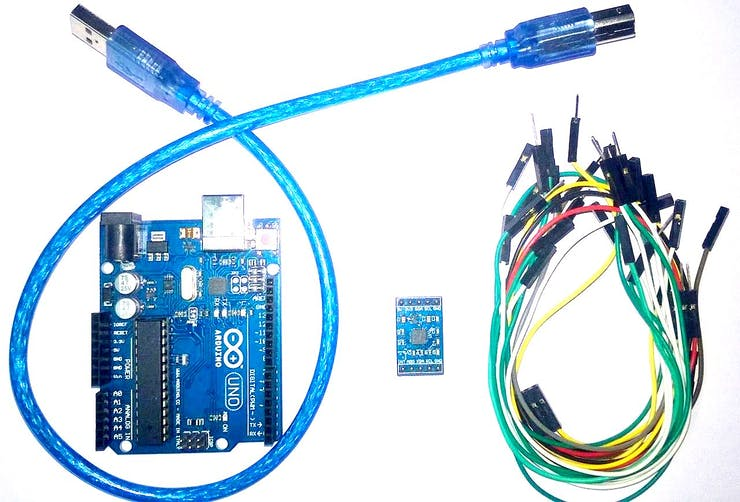 Fig 1 : Hardware Components