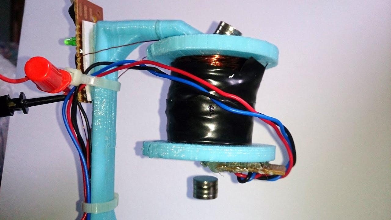Magnetic Levitation - Arduino Project Hub