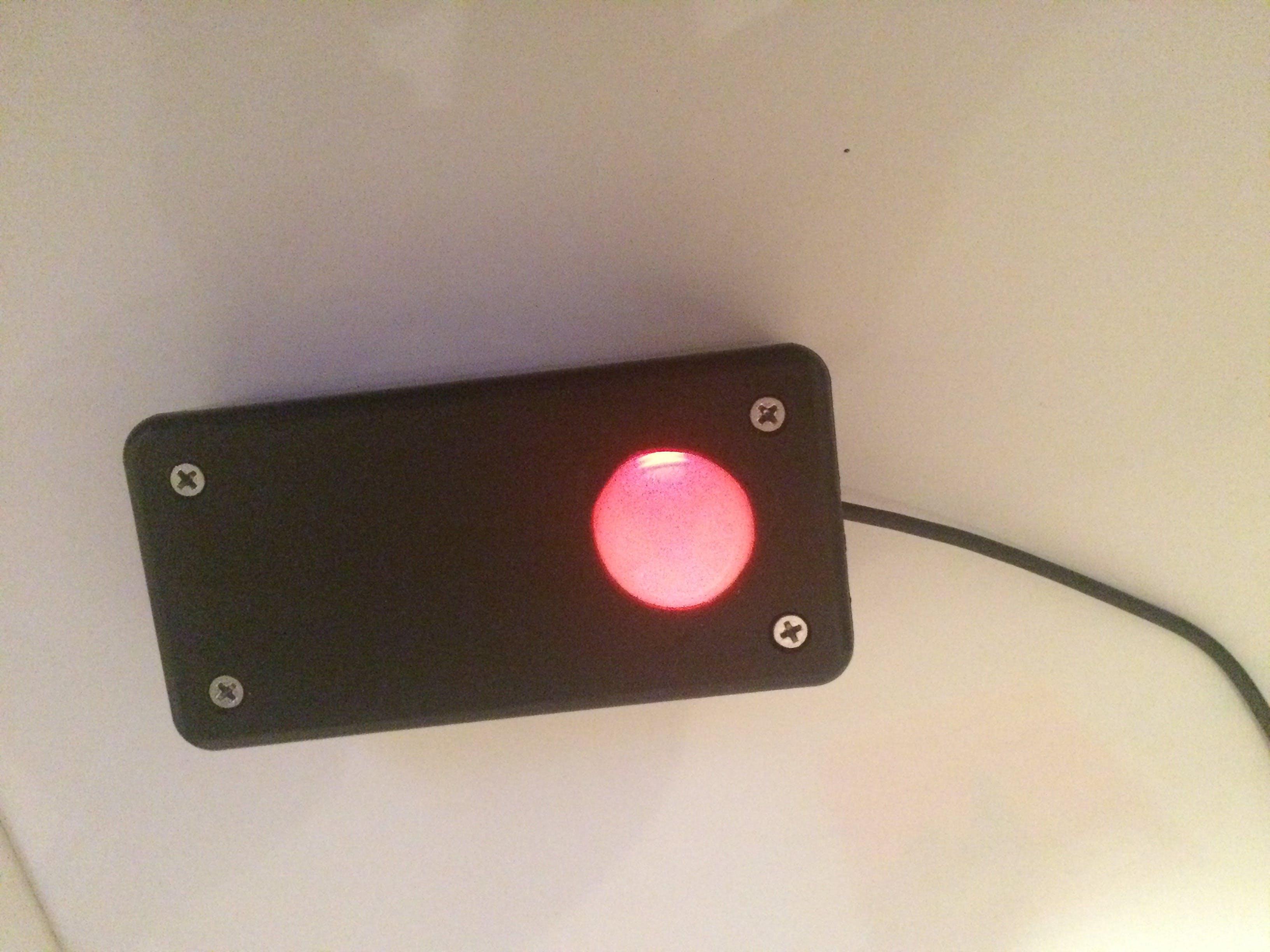 Tripped Sensor