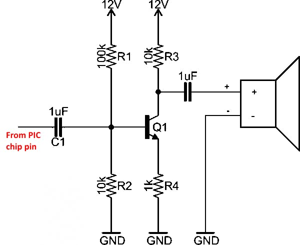 easy amplifier circuit diagram using d718 only electronics help care