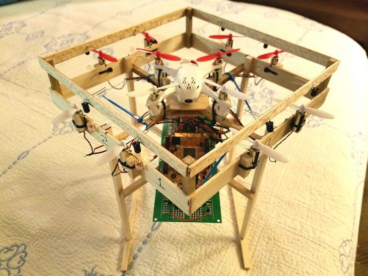 FlexIO based Multi-copter