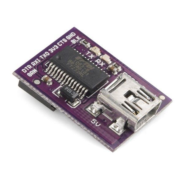 LilyPad FTDI Basic Breakout - 5V