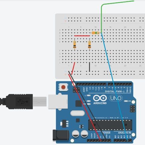 Lightning Detector Circuit Diagram