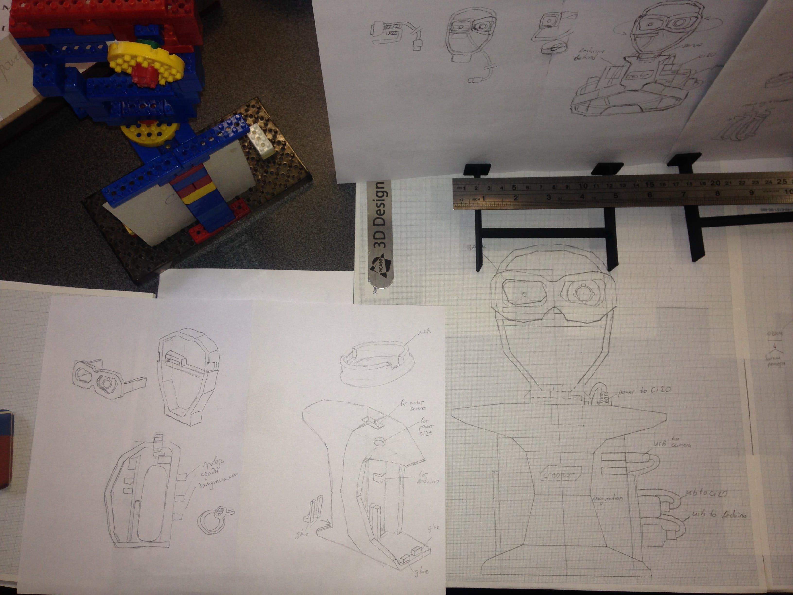 TVS sketches