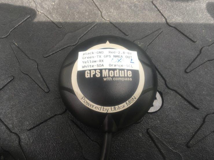M8N Ublox GPS module