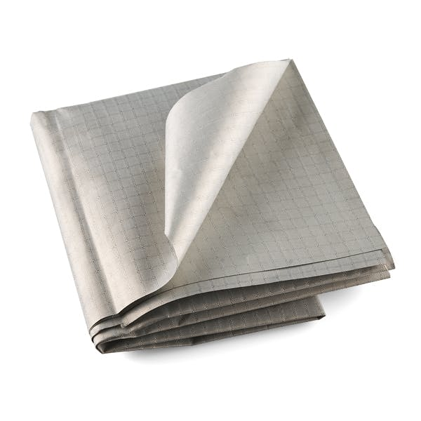 "Conductive Fabric - 12""x13"" Ripstop"