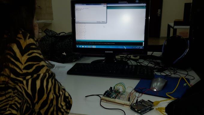 Testing data logging