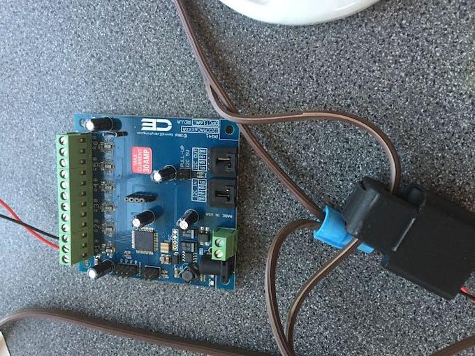 arduino current monit