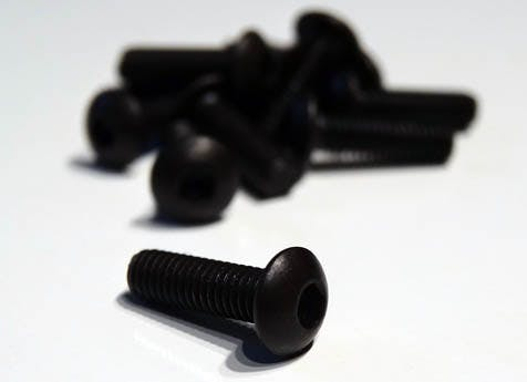 Openbuilds socket head screws m3