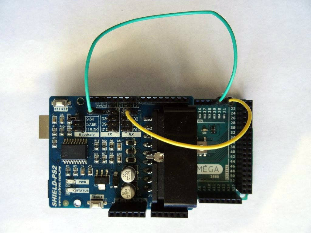 Arduino And Visuino Controlling Servo With Ps2 Controller Wiring Diagram In Addition Usb To