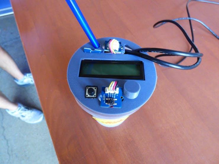 Solmate Monitor Electronics