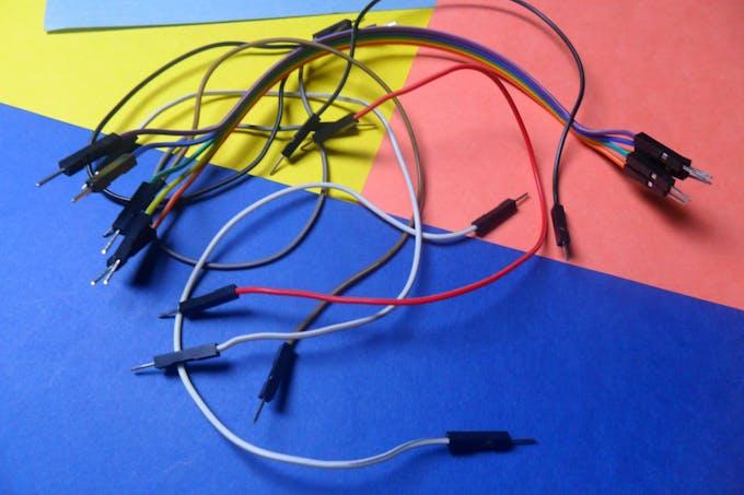 12 jumper wires