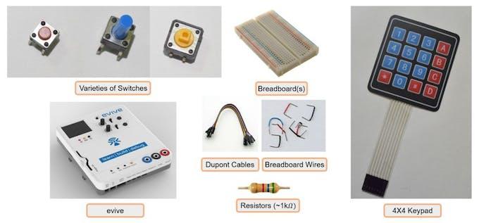 Scientific Calculator on Evive (powered by Arduino MEGA) - Arduino