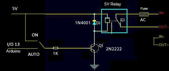 Figure 3 - Relay Board