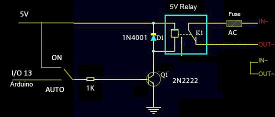 Figure 3 - Relay Board