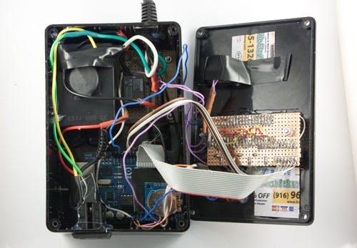 Figure 10 - Assembled Parts