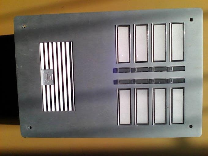 Intercom Box