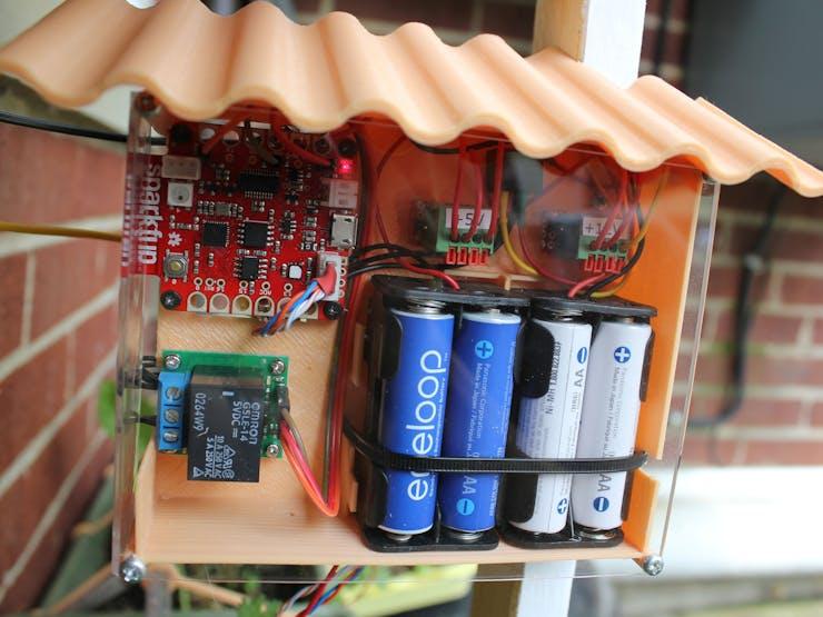 Smart Modular Watering System using Blynk