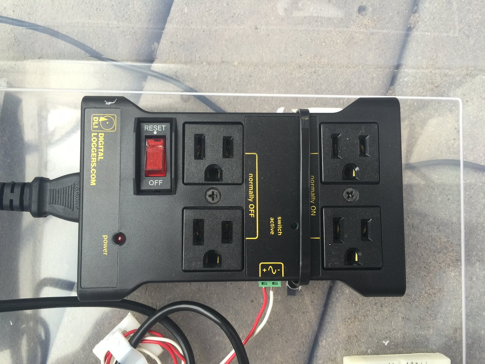 IoT Power Relay