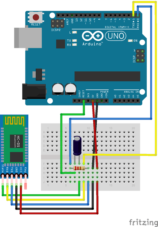Upload Sketch Arduino over Bluetooth using Android - Arduino Project Hub