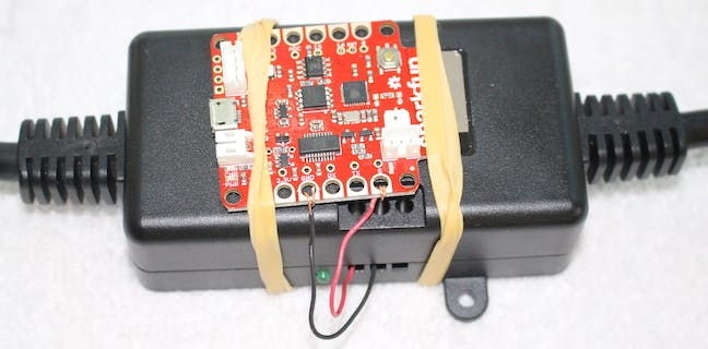 Blynk Board and PowerSwitch Tail Assembly