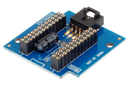Particle I2C interface adapter