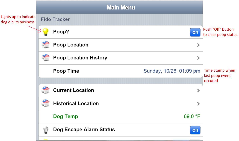 Poop Tracking