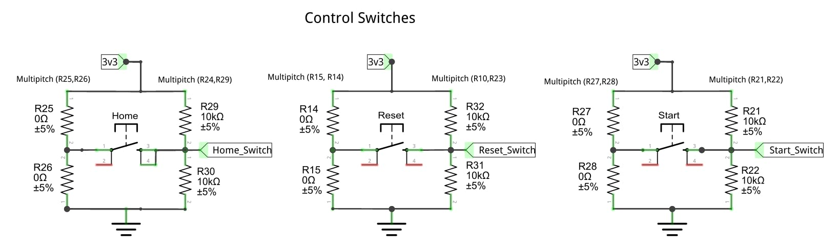 Control Switches