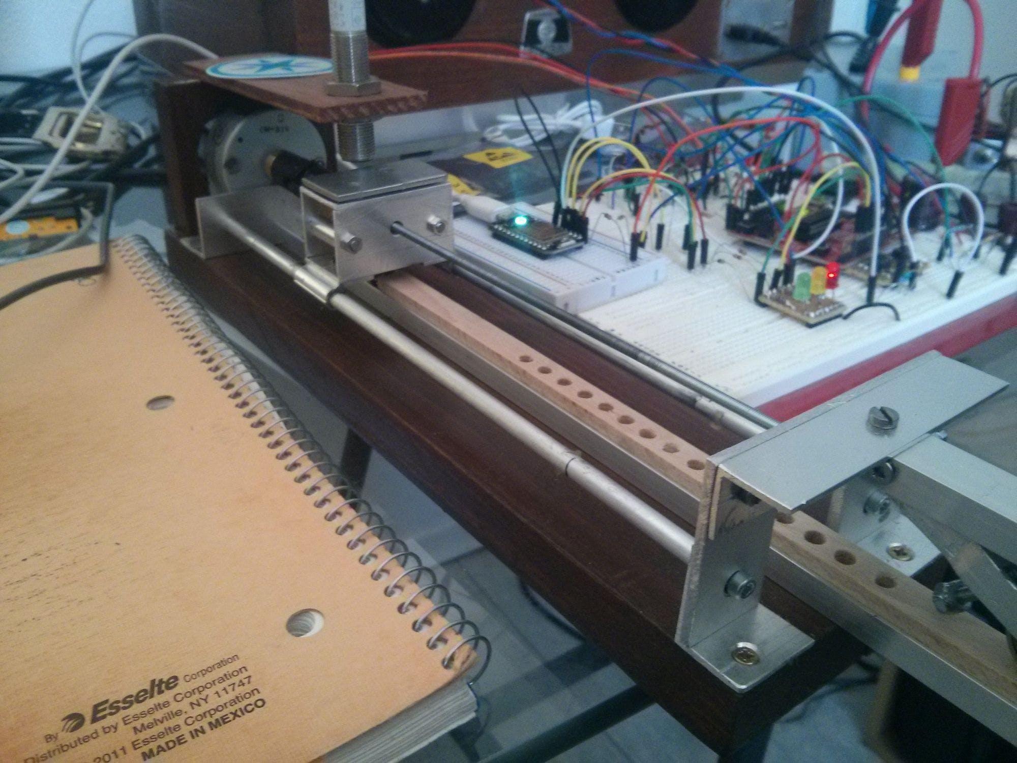 Working mechanics and circuit