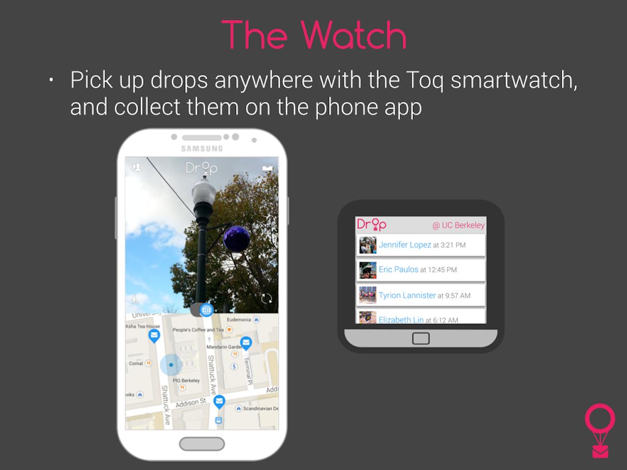toq watch list of drops