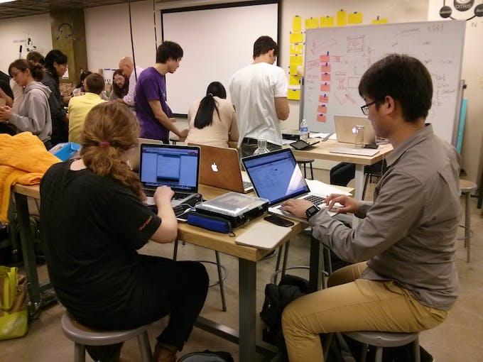 Alex and Yang computing